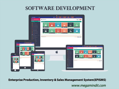Enterprise Production,Inventory and Sales Management System
