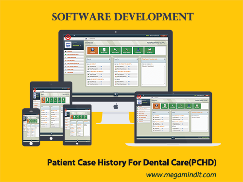 Patient Case History for Dental Care (PCHD)